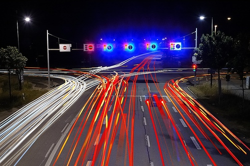 Light-Trails