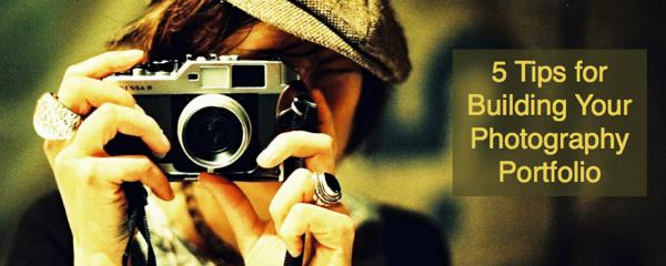 Photography Portfolio Tips 1