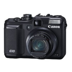 Canon Powershot G10 Review