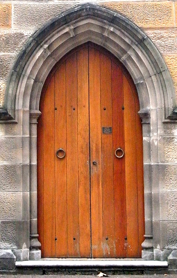 Church Door 1