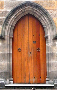 Church Door 2
