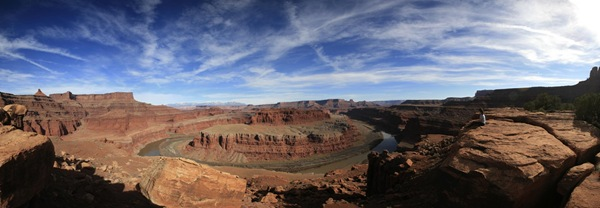 Panoramic Photo - Colorado River