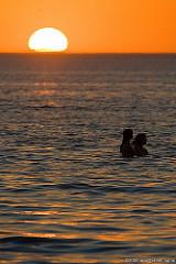 Sunset at Chelsea Beach
