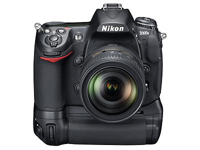 Nikon D300s w' Battery Grip