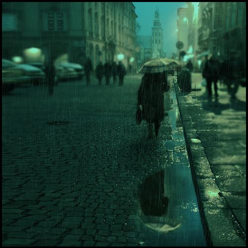 10<br /> beeindruckende Fotos mit Regen