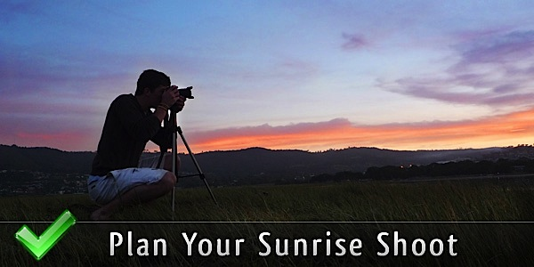 Tips On Early Morning Photography