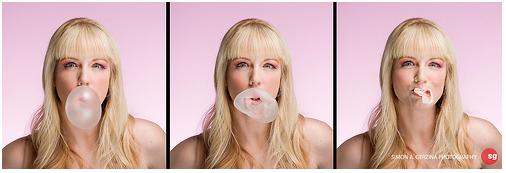 Triptych - succession photos.