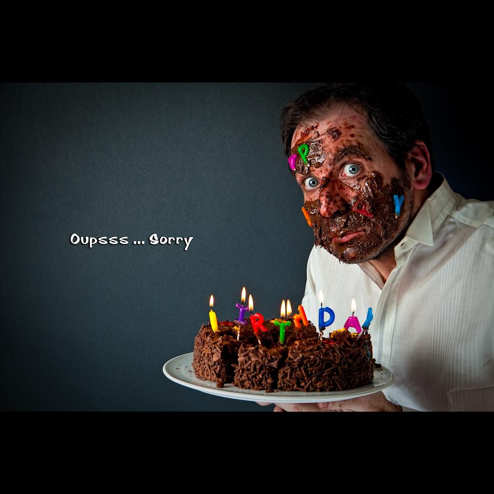 Смешные картинки поздравления с Днем рождения - Прикольные
