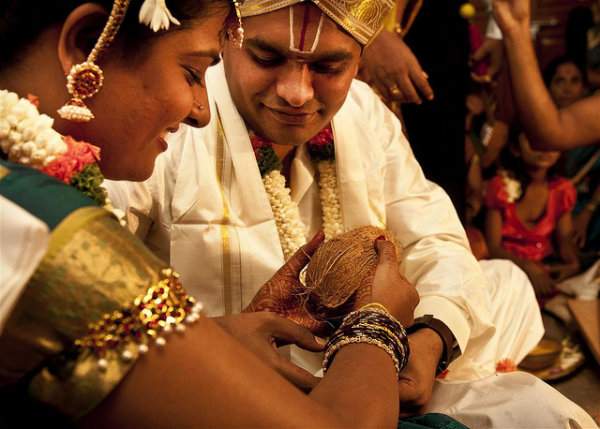 How different is an Indian Wedding Well completely different if it is not