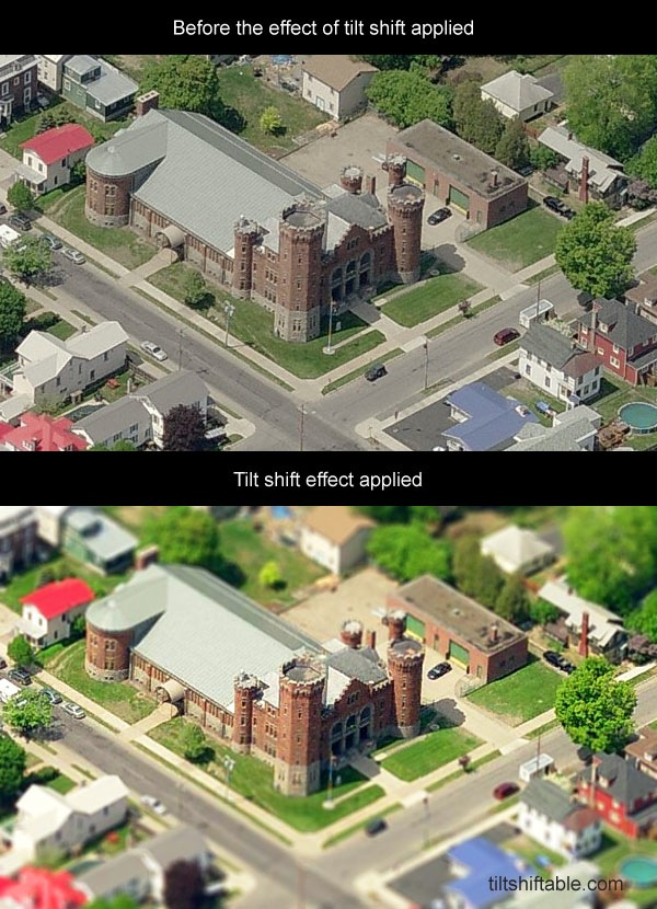 An Introduction To Tilt Shift Photography
