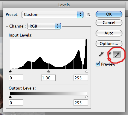 how to change white balance in photoshop