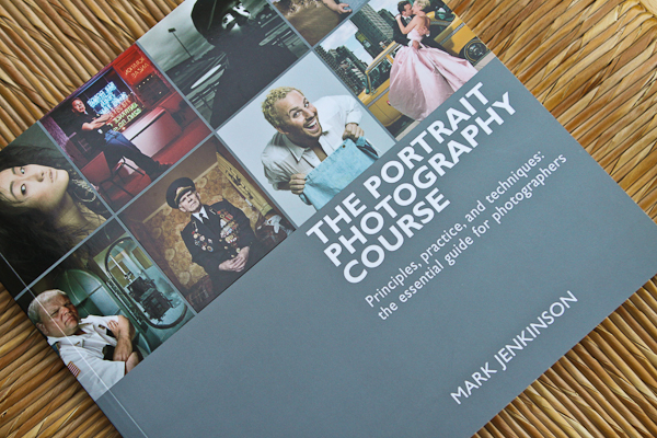 The Portrait Photography Course By Mark Jenkinson Book
