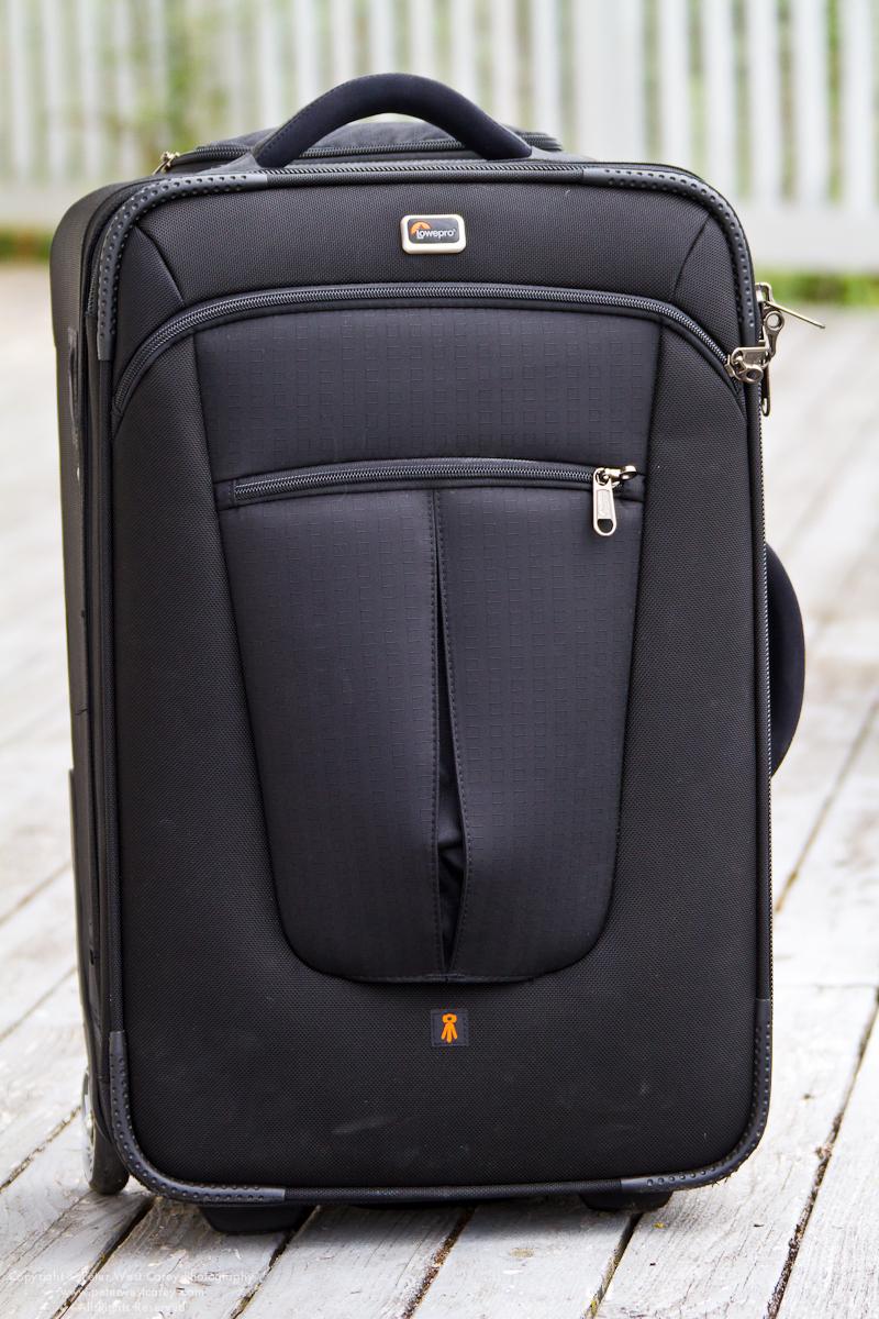 Lowepro Pro Roller X200 Bag Review
