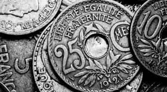 I had never paid much attention to those old French coins until I decided to experiment with macro photography!