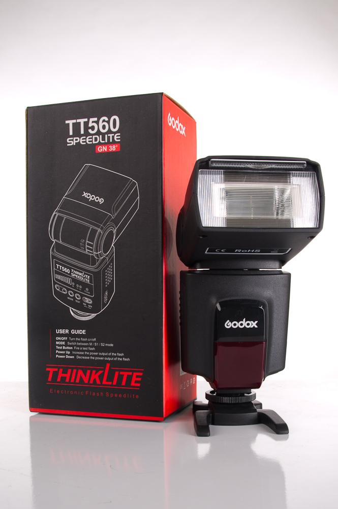 TT560 ThinkLite Godox Review