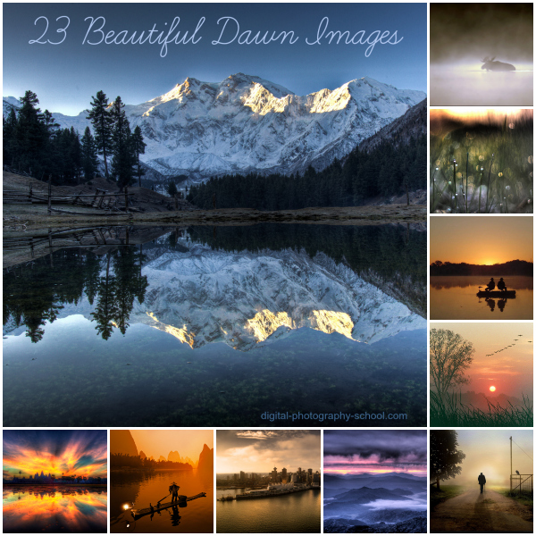 23 Beautiful Dawn Images 6