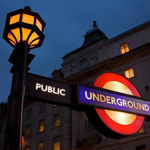 Underground (night version)