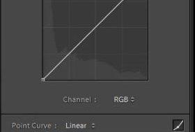 Linear Tone Curve