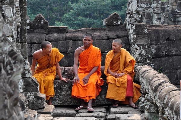 3 Monk(ey)ing Around