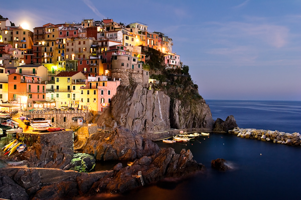 Manarola Sunset 3