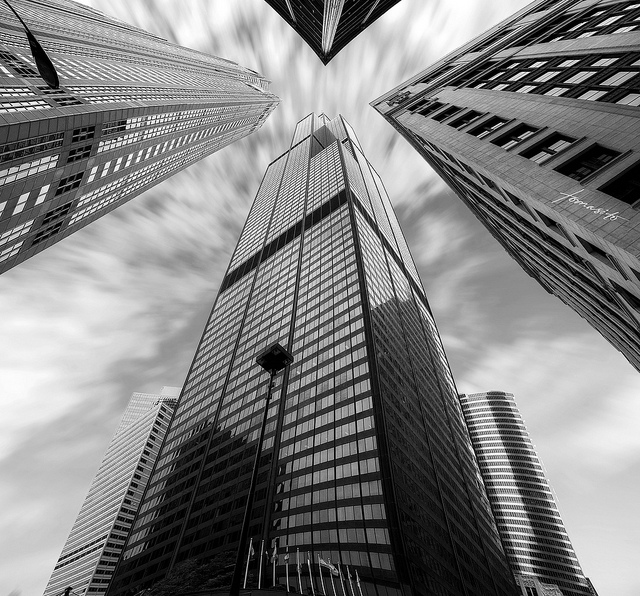 Sears (Willis) Tower, Chicago, USA: Tourist Attraction #1