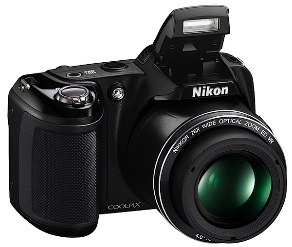 Nikon Coolpix L810 Features