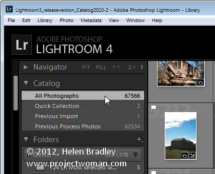 Lightroom all photos