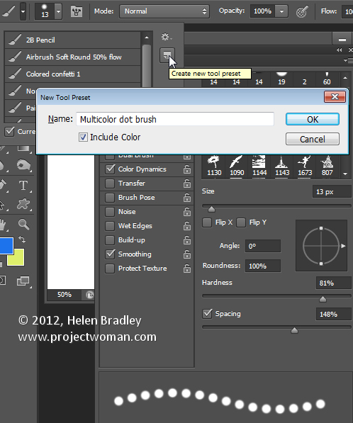 5 things to know about photoshop brushes 2