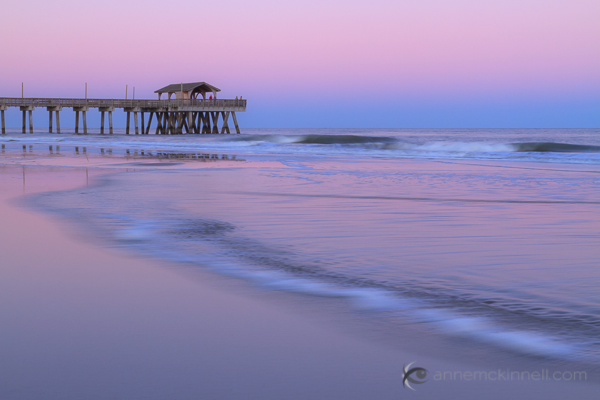 Tybee Island, near Savannah, Georgia