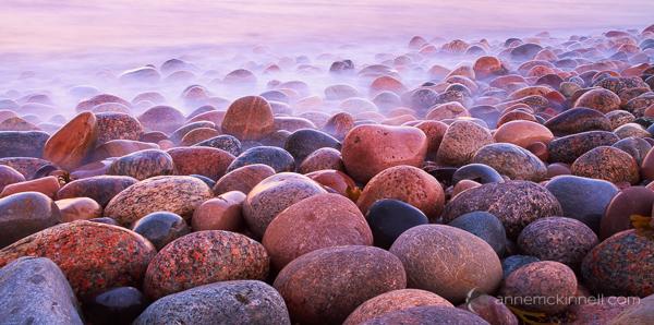 Green Point Beach, Gros Morne National Park, Newfoundland, Canada.