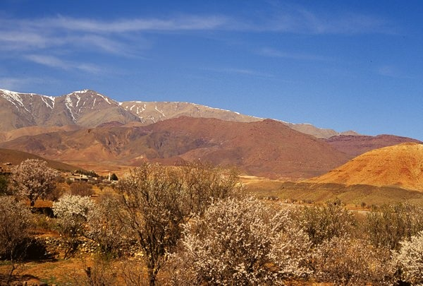 High Atlas near Agouim