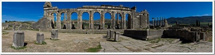 WindowsLiveWriterPhotoOfTheDayVolubilisPanoramaMorocco_8380Volubilis-Columns_3