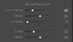 03c Noise Reduction