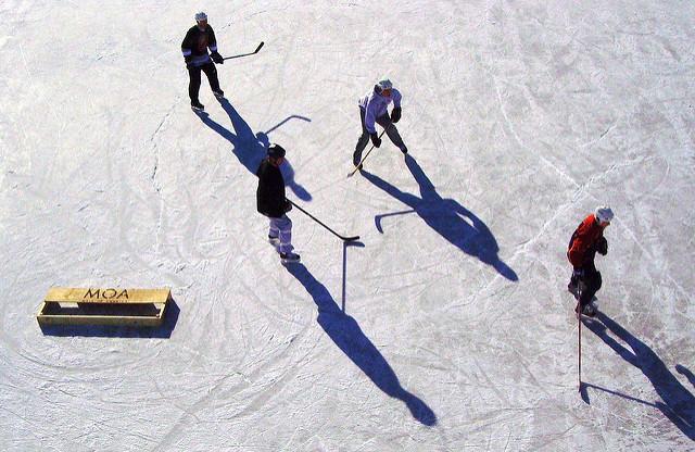 U.S. Pond Hockey Championships