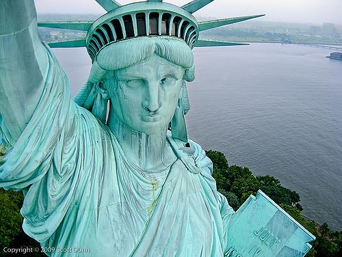Statue of Liberty 2009