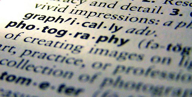 Αποτέλεσμα εικόνας για A Glossary of Digital Photography