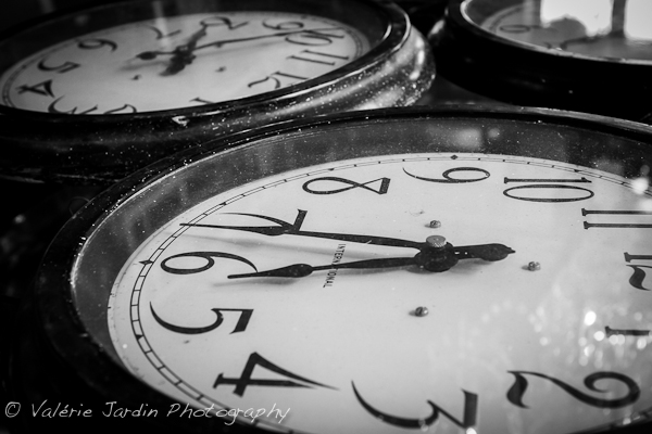 "TIME was the number one answer to my question ""What do you think would help improve your photography?"""