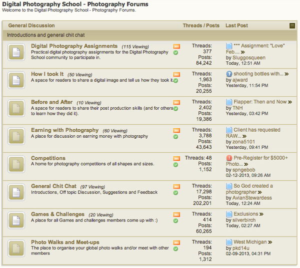 Dps forums