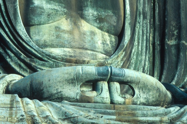 Hands of the Daibutsu