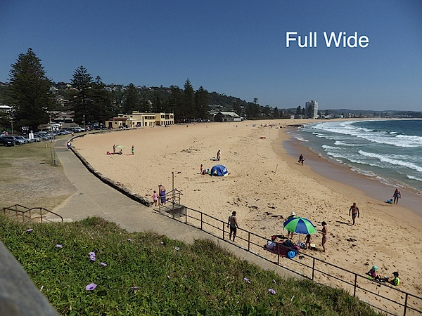 Collaroy beach full wide.JPG