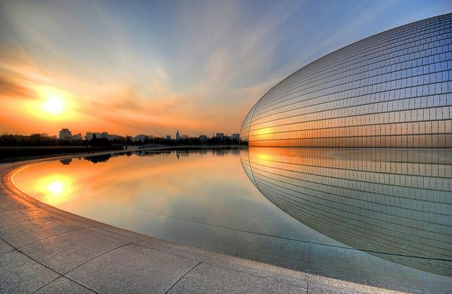 """Beijing Opera House (""""The Egg"""") - ?????"""