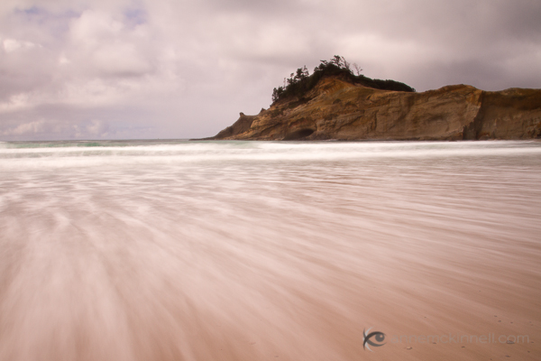 Cape Kiwanda, Oregon, by Anne McKinnell