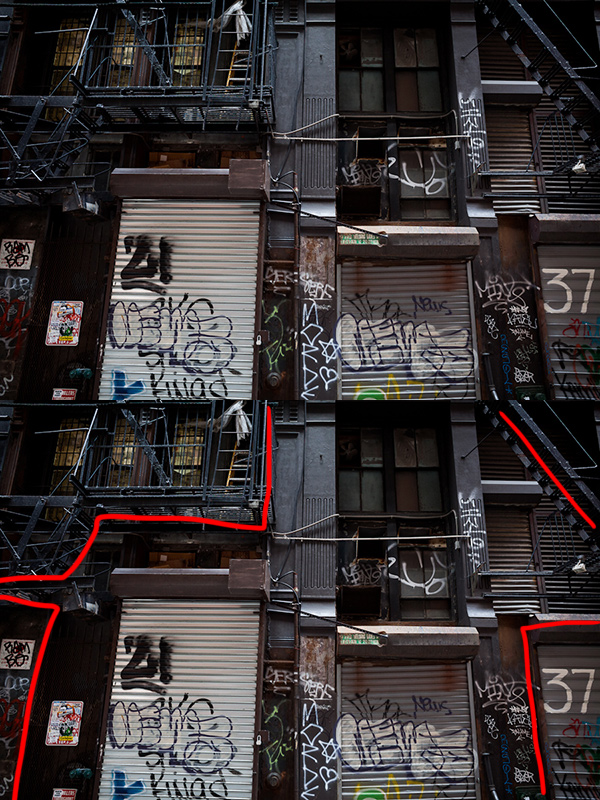 Shipping Docks, Cortlandt Alley