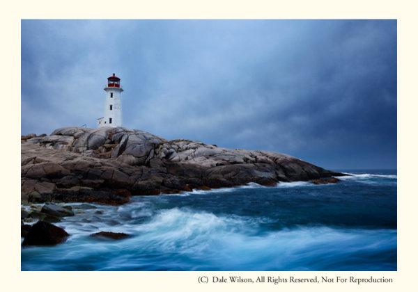 Lighthouses - Magazine cover