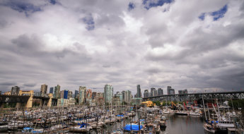 Vancouver, British Columbia, Canada by Anne McKinnell