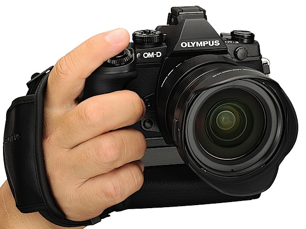 Olympus Om D E M1 Review