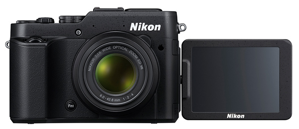 Nikon Coolpix P7800 digital camera review