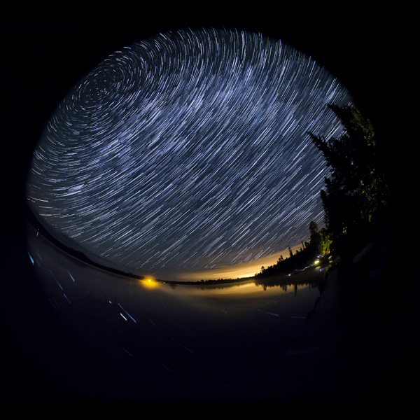 Tips For Photographing Star Trails At Night