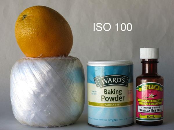 Canon PowerShot S120 ISO 100