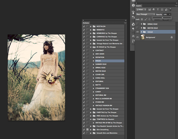 Photoshop actions tips 05